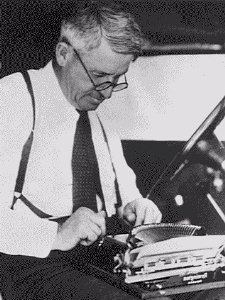 Will Rogers the writer